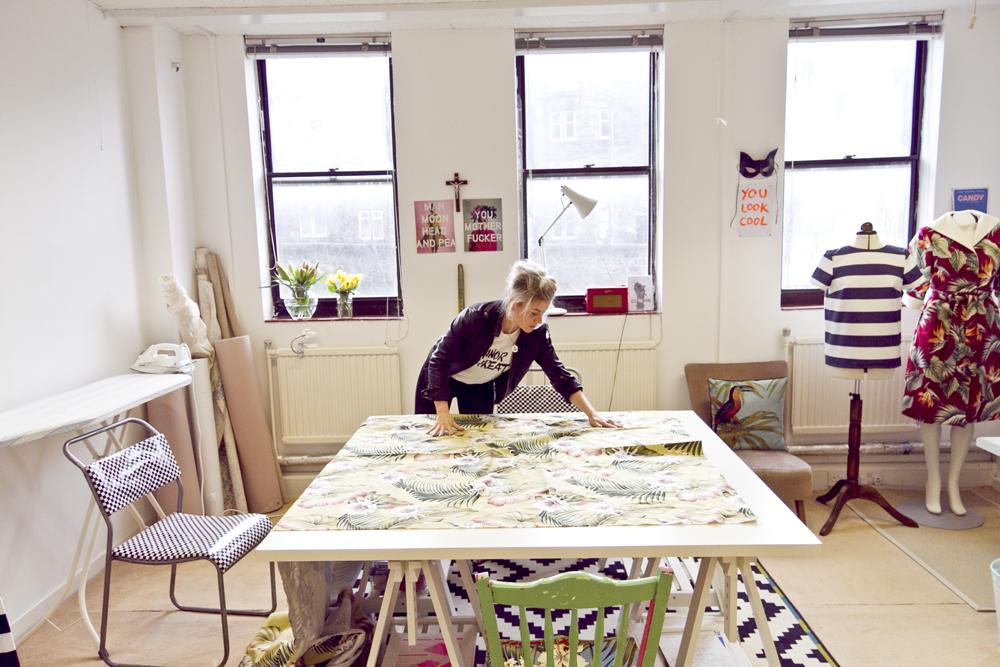 Studio Visit Emily Millichip Future Positive