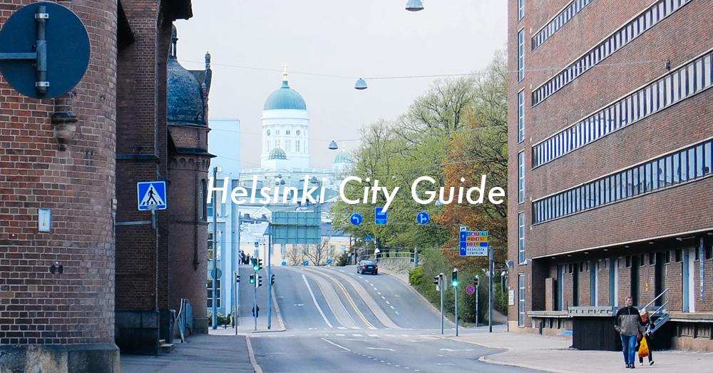 Helsinki-Home-Page