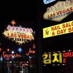 Slowing Down in Las Vegas